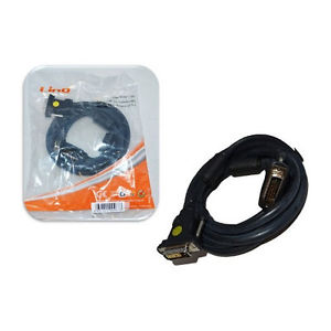CAVO VIDEO DVI 24+1 ti DVI 24+1 Maschio to Maschio 1.8 mt